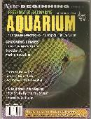 Cover for Freshwater and Marine Aquarium magazine